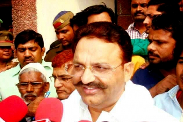Mukhtar Ansari became a politician from a notorious criminal in a domineering style - Lucknow News in Hindi