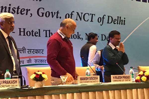 Delhi chief secretary allegedly assaulted at Kejriwal residence - Delhi News in Hindi