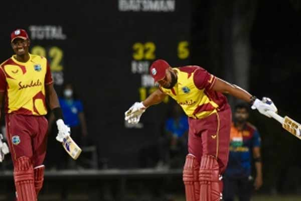 Antiga T20: Pollard 6 balls won the Windies with the help of 6 sixes - Cricket News in Hindi