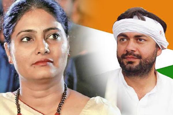 कांग्रेस के ललितेश को मिर्जापुर में अनुप्रिया पटेल पर जीत की उम्मीद