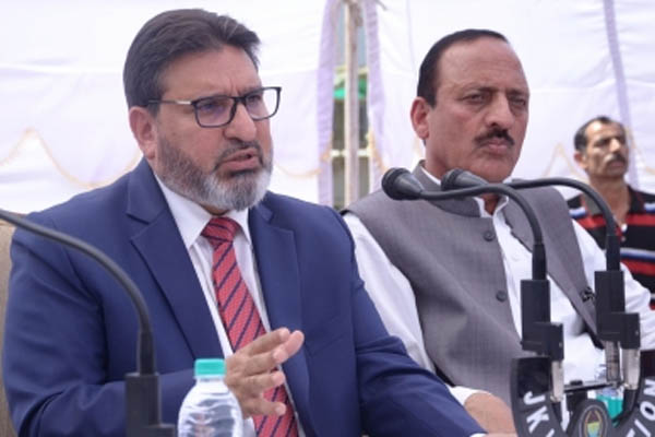 New Apni Party launching in Kashmir on Sunday - Srinagar News in Hindi
