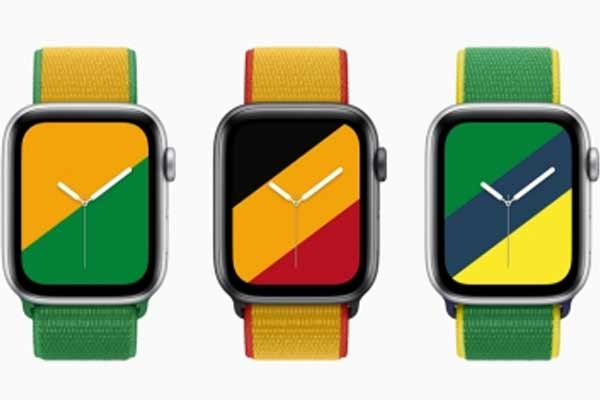 Apple unveils new International Collection bands. - Gadgets News in Hindi