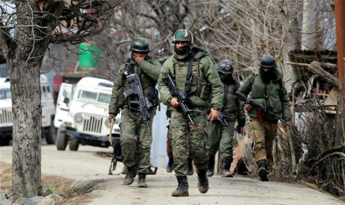 Security forces resume anti-terror ops in Jammu and Kashmir, kill 2 terrorists in Bandipora - Srinagar News in Hindi
