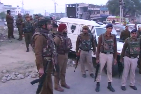 Jammu and Kashmir security forces, militants continue to encounter - Srinagar News in Hindi