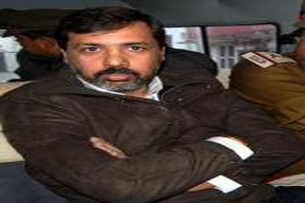 यूपी में जौनपुर के पूर्व सांसद धनंजय सिंह रंगदारी मामले में भेजे गए जेल