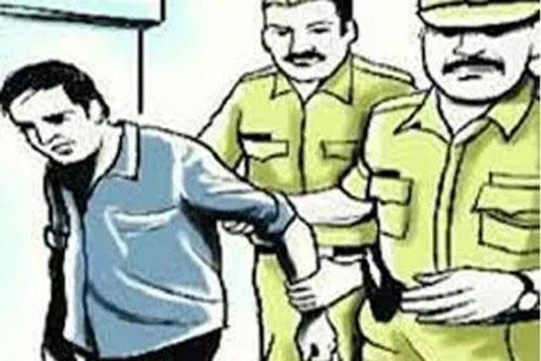 Patwari arrested for taking 2000 - Jaipur News in Hindi