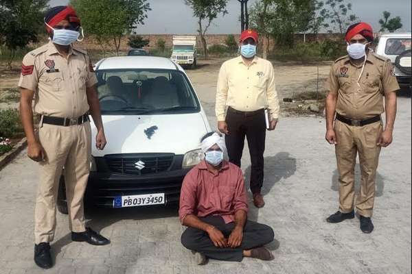 Accused of killing two girls arrested in Moga - Punjab-Chandigarh News in Hindi
