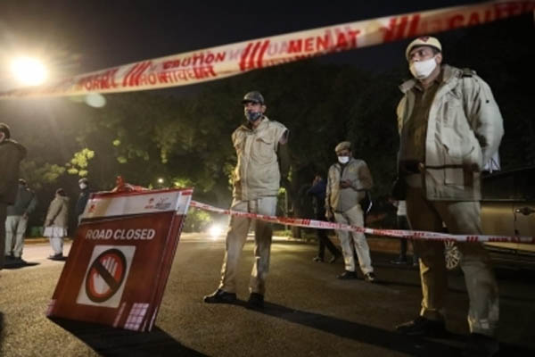 Special cell arrests 4 Kashmiri students in Israel embassy blast case - Delhi News in Hindi