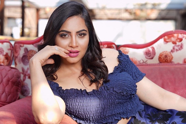 Arshi Khan to feature in Punjabi song Book Likhda - Television News in Hindi