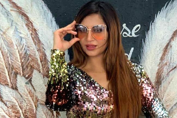 Arshi Khan: Yes, I am Nightie Queen - Television News in Hindi