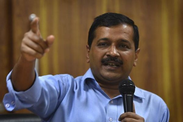 Delhi slums will be free of open defecation by March 31: Kejriwal - Delhi News in Hindi