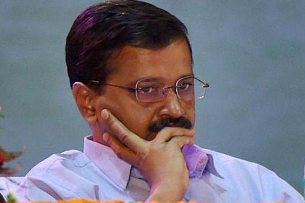 Mischief on Delhi CM Arvind Kejriwal Hindi Wikipedia page - Delhi News in Hindi