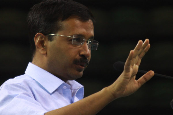 Kejriwal launches online RTI portal of Delhi government - Delhi News in Hindi