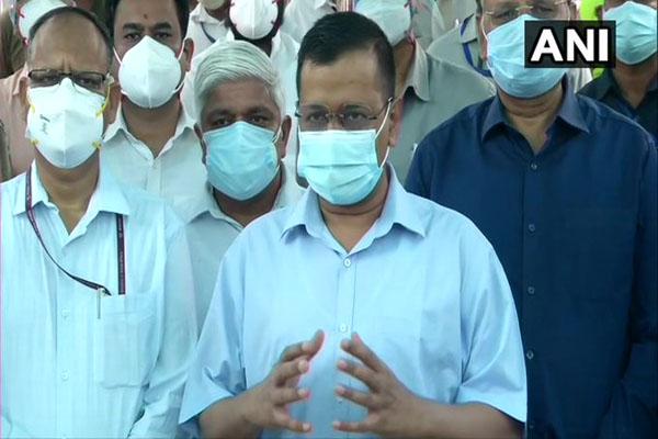 Lockdown extended for a week in Delhi - Delhi News in Hindi