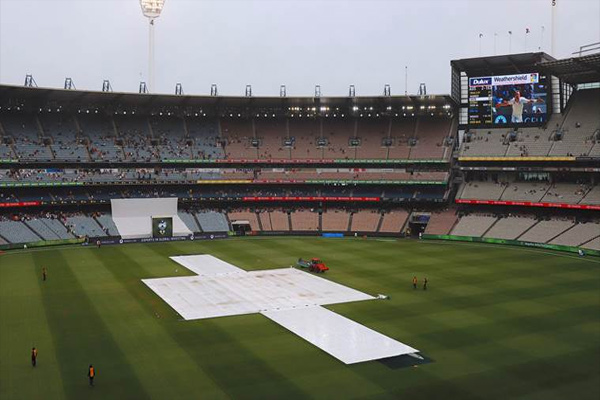 Ashes fourth test match stop due to rain - Cricket News in Hindi