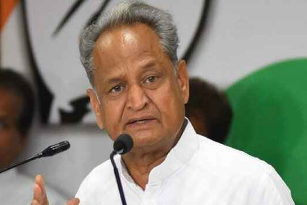 Ahmed Patel departure is a personal loss for me: Gehlot - Jaipur News in Hindi