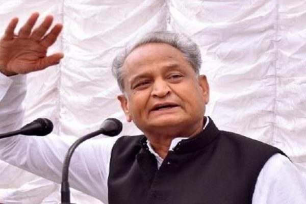 Chief Minister Gehlot said, electricity bill will not increase for five years - Jodhpur News in Hindi