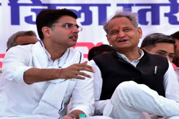 If Sachin Pilot is so important in Congress, why is Gehlot not listening to him - Jaipur News in Hindi