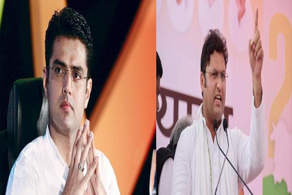 Will Sachin Pilot be like Ashok Tanwar in Rajasthan - Jaipur News in Hindi
