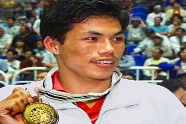 Asian Games champion boxer Dingko Singh no more - Sports News in Hindi