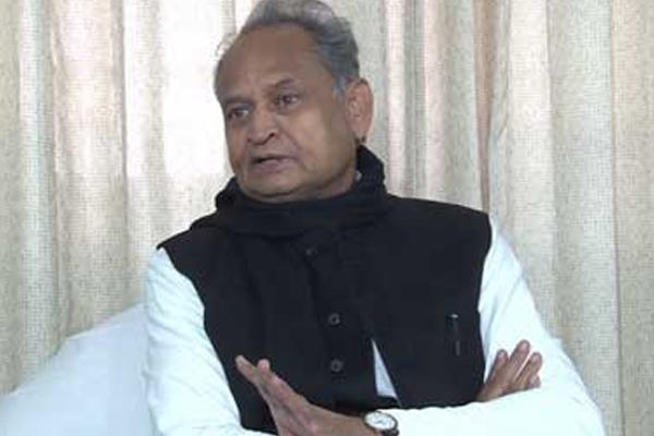 CM Ashok Gehlot writes letter to PM Modi - Jaipur News in Hindi