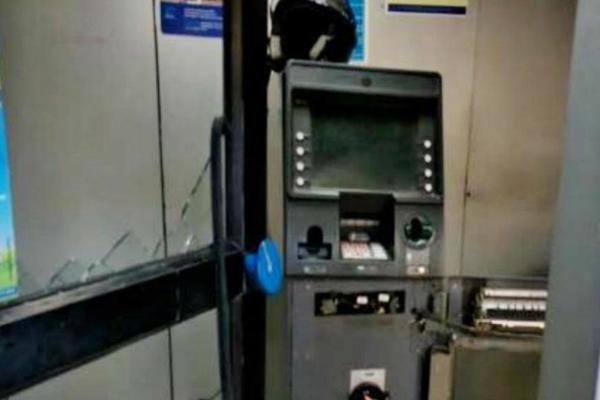 दौसा : सुरक्षागार्ड को बंधक बनाकर मंडावर में एटीएम लूटने का प्रयास