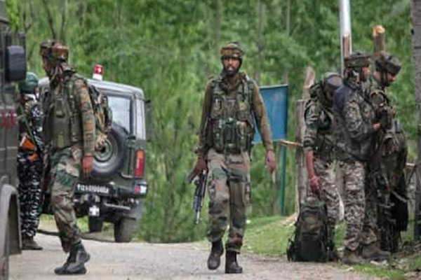 Terrorist attack in Sopore, Jammu and Kashmir, death of a councilor and a policeman - Srinagar News in Hindi