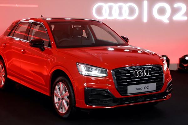 Audi India launches SUV Audi Q2 - Automobile News in Hindi
