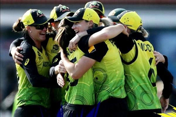Women T20 World Cup: Australia beat New Zealand in semi-finals - Cricket News in Hindi