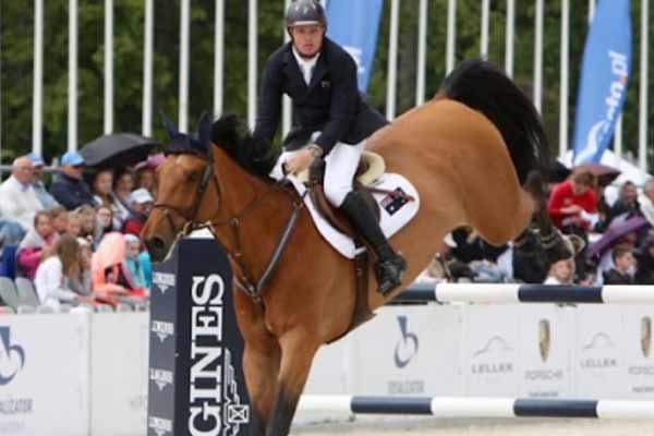 Australian showjumper suspended from Olympics. - Sports News in Hindi