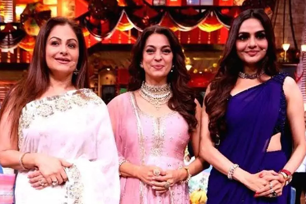 Ayesha, Juhi, Madhoo to be special guests on The Kapil Sharma Show - Television News in Hindi