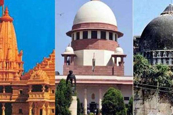 Ayodhya Case : मुस्लिम पक्ष ने पहले ASI रिपोर्ट पर उठाए सवाल, अब मांगी माफी