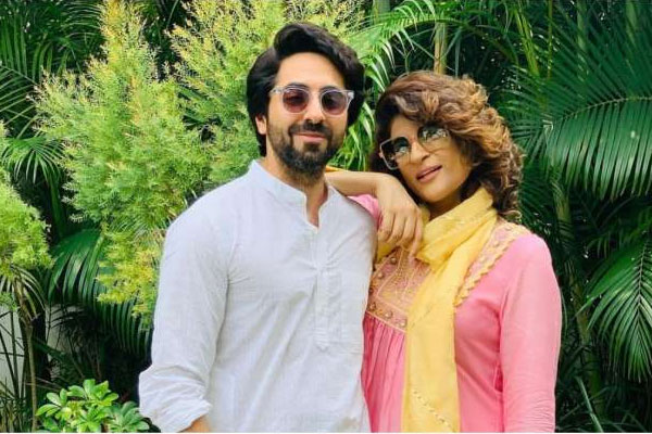 Ayushmann, Tahira contribute to Maha CM Relief Fund - Bollywood News in Hindi