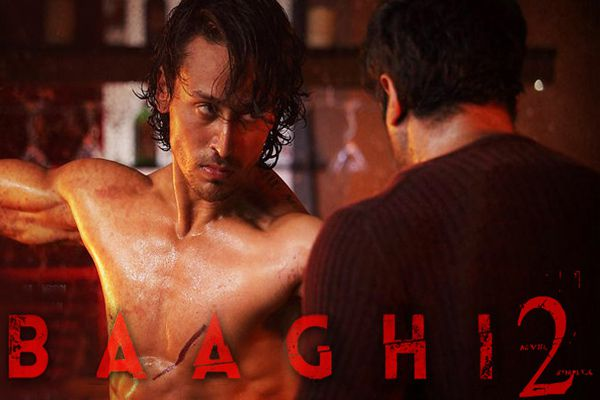 Tiger Shroff to be Trained by Shaolin Soccer for Baaghi 2 - Bollywood News in Hindi