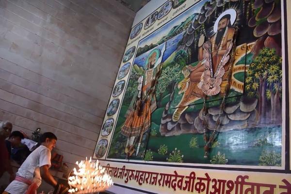 Mistery Of Spiritual Pond In Jodhpur Baba Ramdev Masuriya Temple - Jodhpur News in Hindi