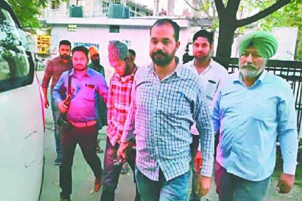 मोहाली से बब्बर खालसा के पांच आतंकी गिरफ्तार