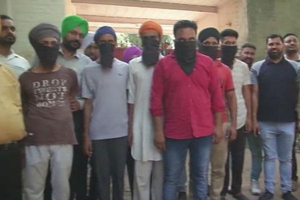 Ludhiana police arrest Babbar Khalsa 7 militants, foils attack - Ludhiana News in Hindi