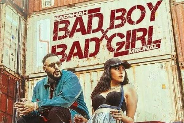 Mrunal reveals why she wanted to do Badshah Bad Boy x Bad Girl - Bollywood News in Hindi
