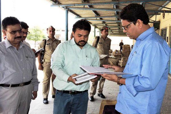 Purchase of wheat without broker - Budaun News in Hindi