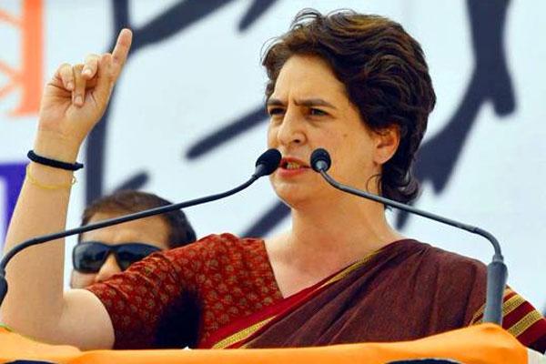 Priyanka rebukes NCW member for comment on Badaun case - Budaun News in Hindi