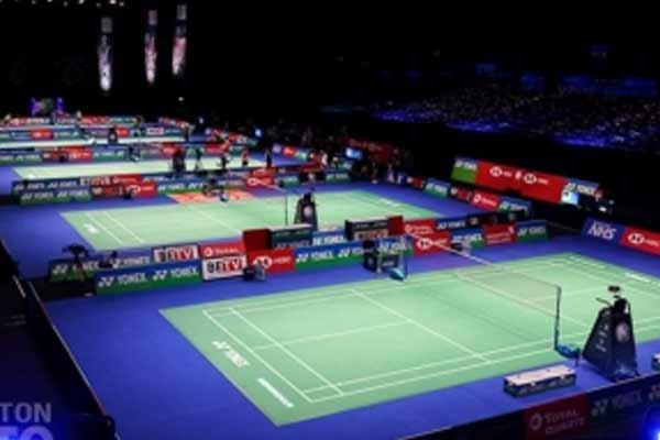 Badminton: 4 members of India corona infected, delaying start of All England - Badminton News in Hindi