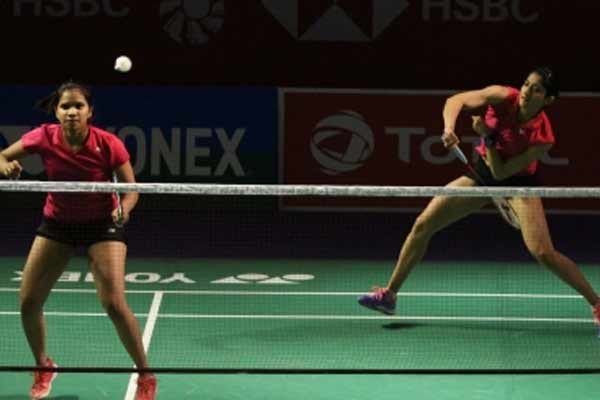 Badminton: Ashwini and Sikki reach quarter-finals of Orleans Masters - Badminton News in Hindi