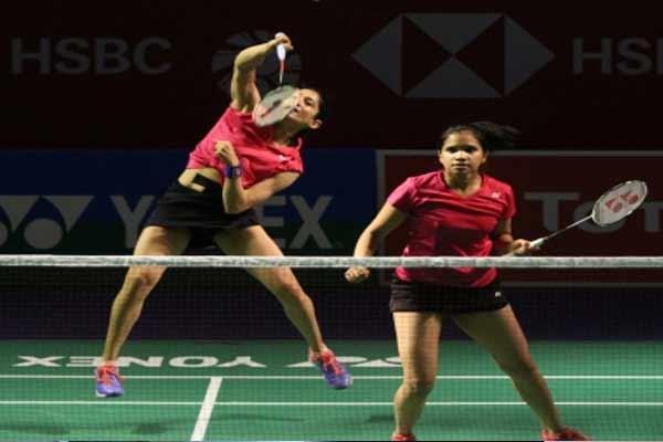 Badminton: Ashwini-Sikki in women doubles semifinal - Badminton News in Hindi