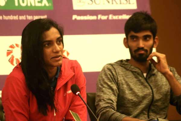 Badminton: Sindhu and Srikanth, Saina lost in second round of Thailand Open - Badminton News in Hindi