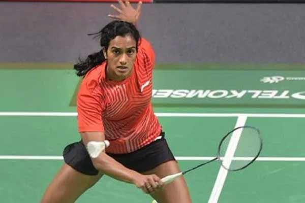 Badminton: Sindhu reaches second round, Saina out - Badminton News in Hindi