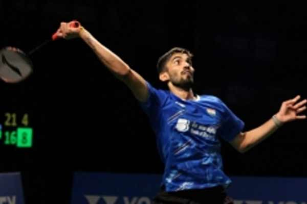 Badminton: Srikanth reaches quarter-finals of Swiss Open - Badminton News in Hindi