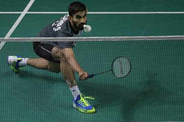 Badminton: Srikanth will face Jairam in the second round of the Orleans Masters. - Badminton News in Hindi