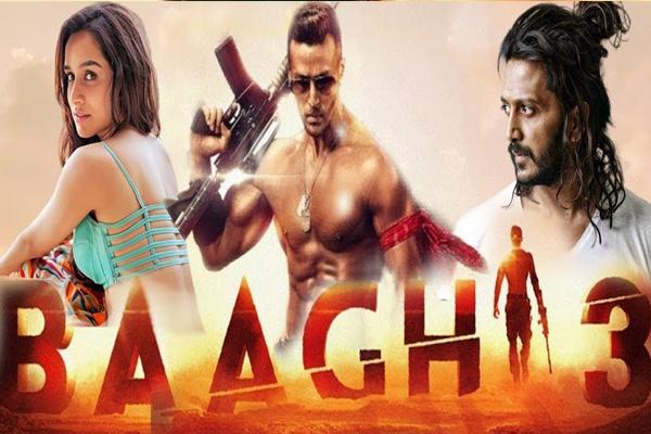 Baaghi 3 Movie Review: फिल्म बागी 3 में टाइगर का जबरदस्त एक्शन, श्रद्धा ने बिखेरा जलवा