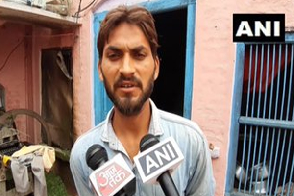 Irshad was allegedly beaten up by members of his community in  Baghpat - Baghpat News in Hindi