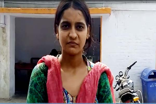 women assault by family member at modinagar in ghaziabad - Ghaziabad News in Hindi